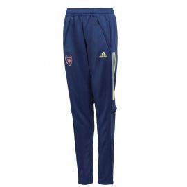 adidas Arsenal Track Pants 2020 2021 Junior Navy