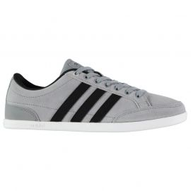 adidas Caflaire Suede Mens Trainers Grey/Blk/White