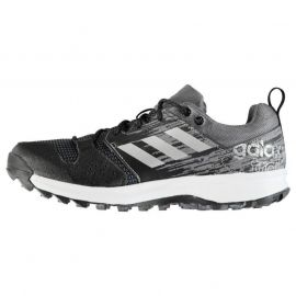 adidas Galaxy Trail Mens Trainers Black/Silver/Wh