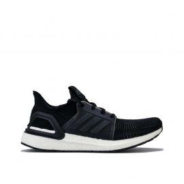 Adidas Mens UltraBOOST 19 Running Shoes Black