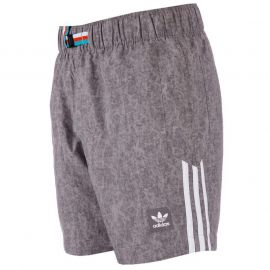 Adidas Originals Mens Nautical Shorts Grey