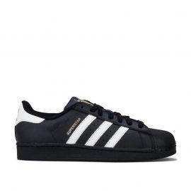 Adidas Originals Mens Superstar Foundation Trainers Black