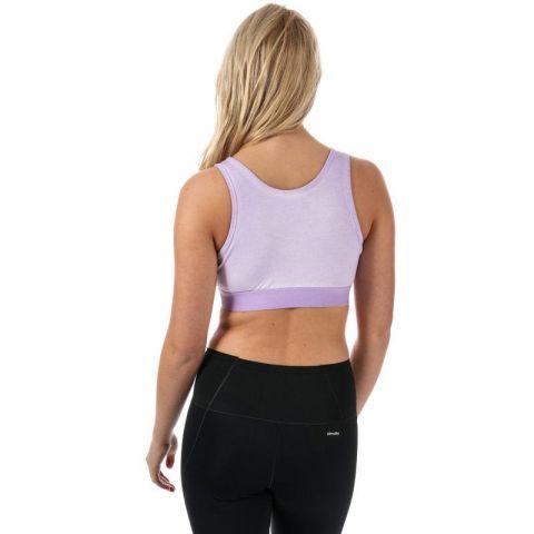 Adidas Originals Womens Bra Top Purple