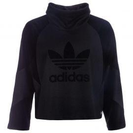 Adidas Originals Womens Sweatshirt Black