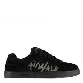 Airwalk Neptune Mens Skate Shoes Black
