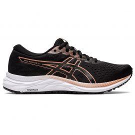 Asics Gel Excite 7 Ladies Running Shoes BLACK/ROSE GOLD