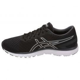 Asics Gel Zaraca 5 Mens Running Shoes Black/Dark Grey