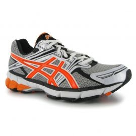 Asics GT 1000 Mens Running Shoes Blue/Wht/N Yell