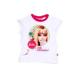 BARBIE T-shirt short sleeves BIANCO