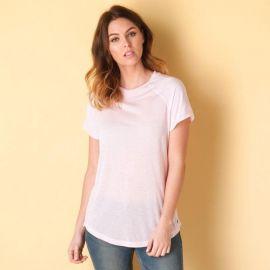 Bench Womens T-Shirt Pink