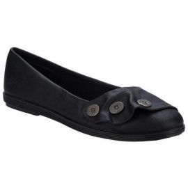 Blowfish Womens Garnet Ballet Shoes Black