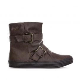 Blowfish Womens Octave Texas Boots Brown