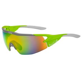Bolle Sunglasses 12500 Aeromax Green