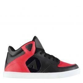 Boty Airwalk Thrasher Junior Skate Shoes Black