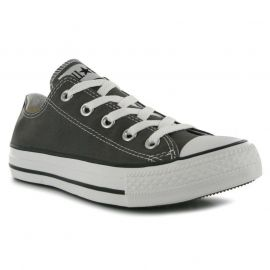 Boty Converse All Stars Ox Unisex Canvas Trainers Charcoal
