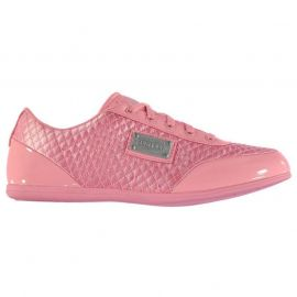 Boty Firetrap Dr Domello Ladies Trainers Red/Red