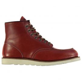Boty Firetrap Dylon Boots Ox-Blood