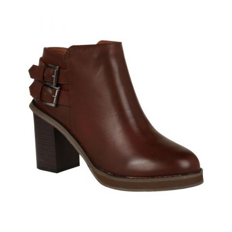 Boty Firetrap Philly Womens Ankle Boots Tan