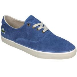 Boty Lacoste Mens Imatra Trainers Blue