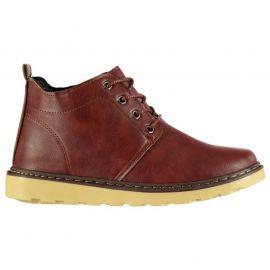 Boty Lee Cooper Riv Boots Mens Brown