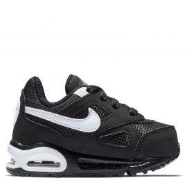 Boty Nike Air Max Ivo Infant Boys Trainers Black/White