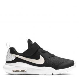 Boty Nike Air Max Oketo Little Kids' Shoe BLACK/WHITE