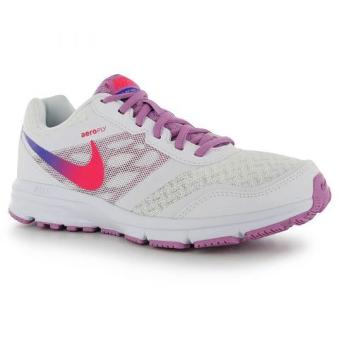 Boty Nike Air Relentless 4 Ladies Running shoes White/Pink
