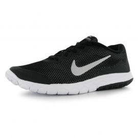 Boty Nike Flex Experience 4 Running Shoes Junior Black/Grey/Anth