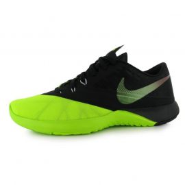 Boty Nike FS Lite 4 Trainer Mens Volt/Silv/Black