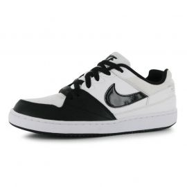 Boty Nike Priority Low Mens Trainers White/Black