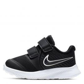 Boty Nike Star Runner 2 Baby/Toddler Shoe Black/White