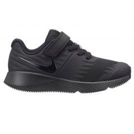 Boty Nike Star Runner Child Boys Trainers Black/Black
