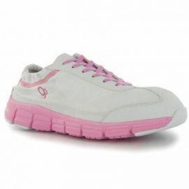 Boty Ocean Pacific Walker Ladies Trainers White/Pink