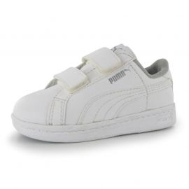 Boty Puma Smash Infant Trainers White