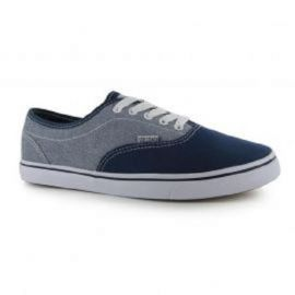 Boty SoulCal Sunset Canvas Shoes Blue/Herringbon