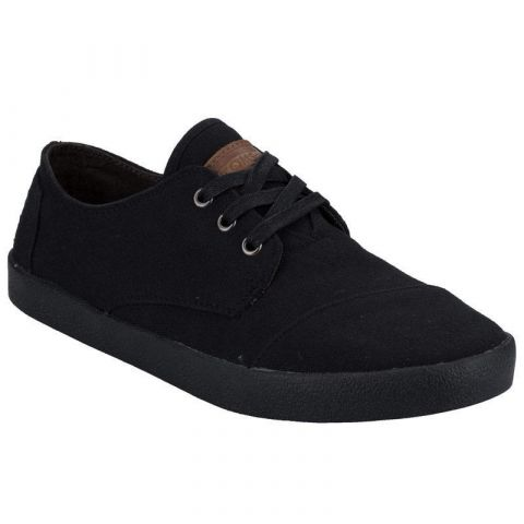 Boty Toms Mens Paseos Classic Pumps Black