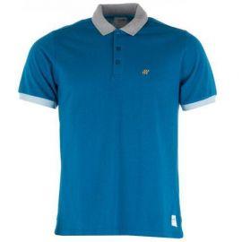 Boxfresh Mens Kailey Polo Shirt Blue