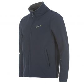 Bunda Gelert Softshell Jacket Mens Dark Khaki