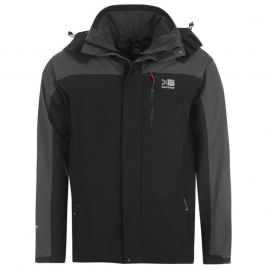 Bunda Karrimor Orkney Jacket Mens Black/Charcoal