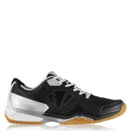 Carlton Xelerate Lite Mens Badminton Shoes Black/Silver