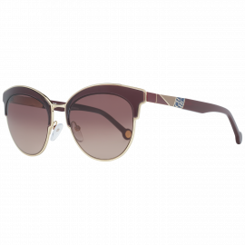 Carolina Herrera Sunglasses SHE101 0A93 52 Gold