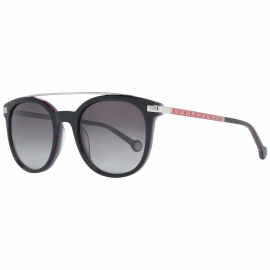 Carolina Herrera Sunglasses SHE690 0U73 50 Silver