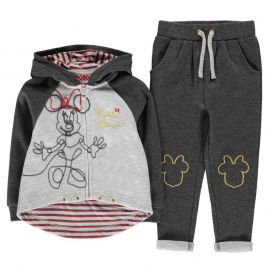 Character Jogging Set Infant Girls Disney Minnie