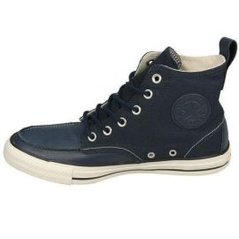 Converse Mens Chuck Taylor As Classic Boots Navy