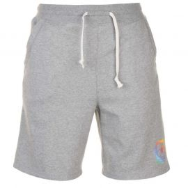 Converse Ombre Box Shorts Grey Heather