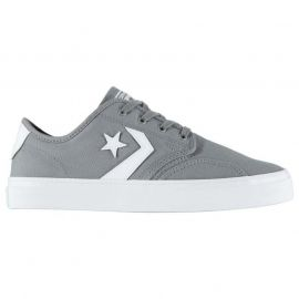 Converse Zakim Canvas Sneakers Grey/White