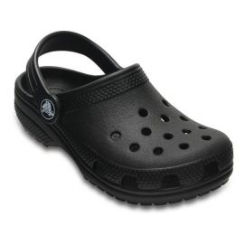 Crocs Classic Sandals Children Black černá