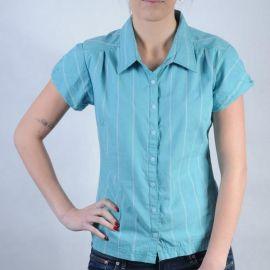 Dámská košile Bench tyrkysová