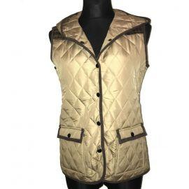 Dámská vesta Glamorous khaki