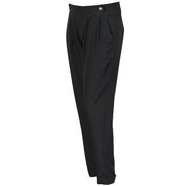 Dámské kalhoty Glamorous- Tmavě modré